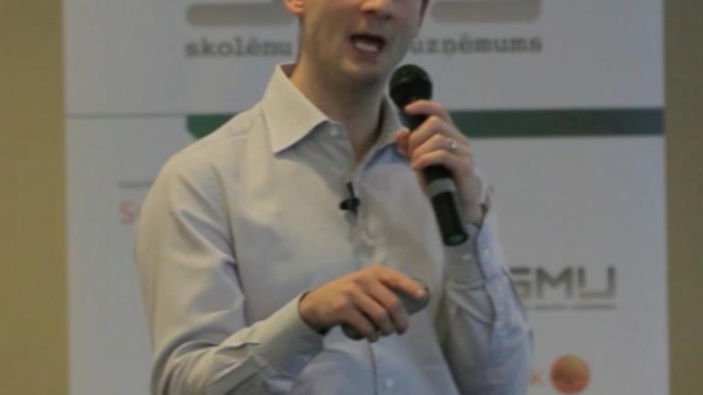 Formare la prossima generazione di Leader – Keynote Speech ISCF – Riga – 2014