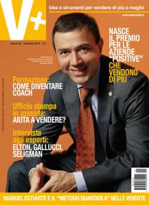 V+ copertina sett