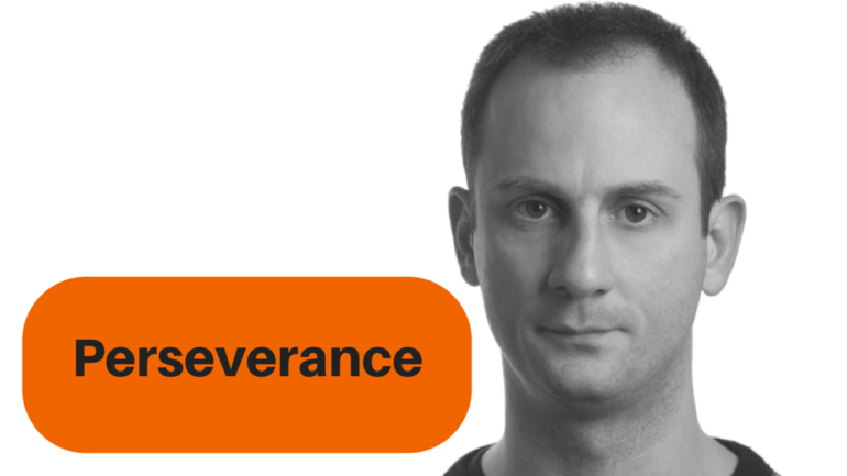 The lost art of perseverance – What's your 20th mile?