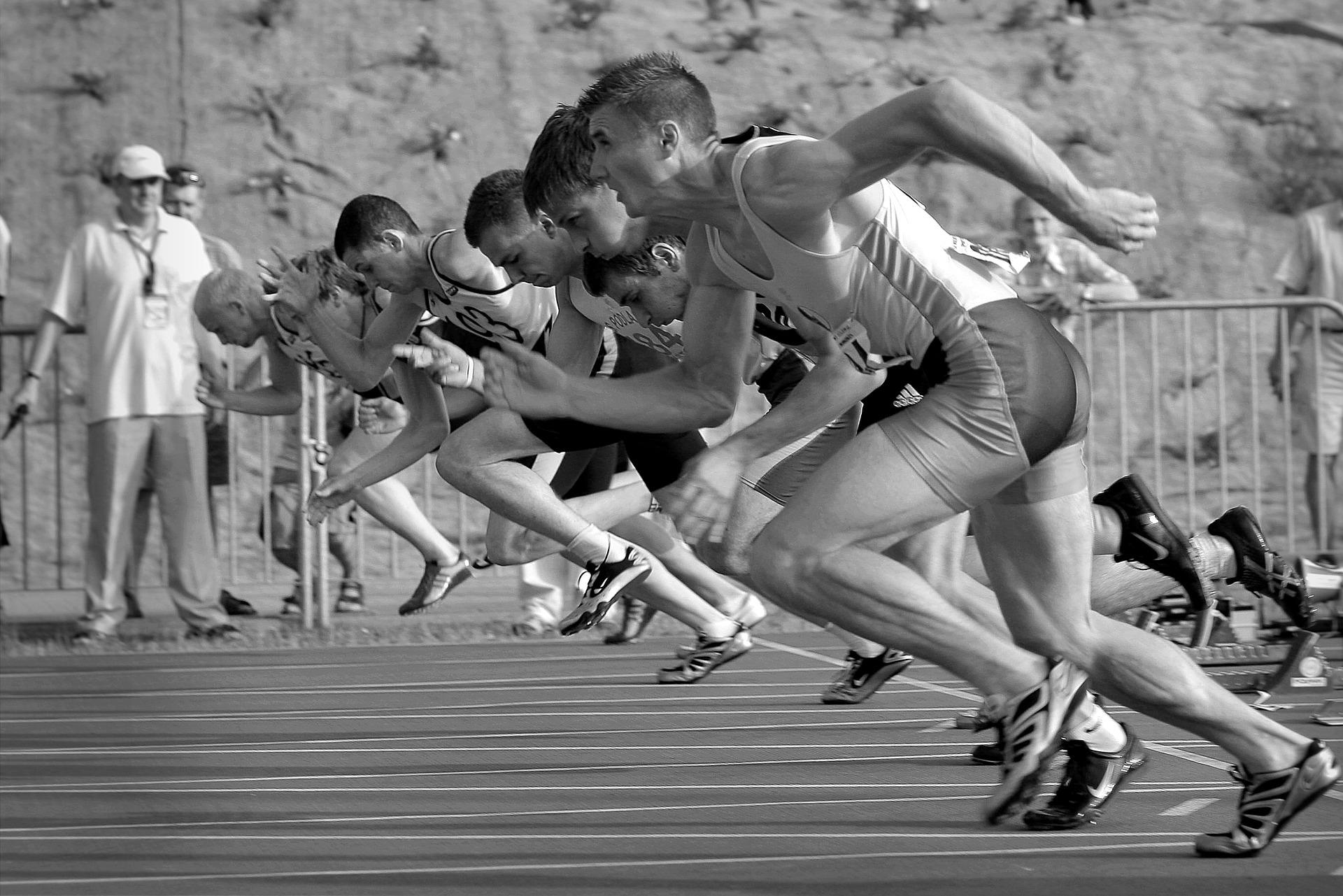 running start athletes