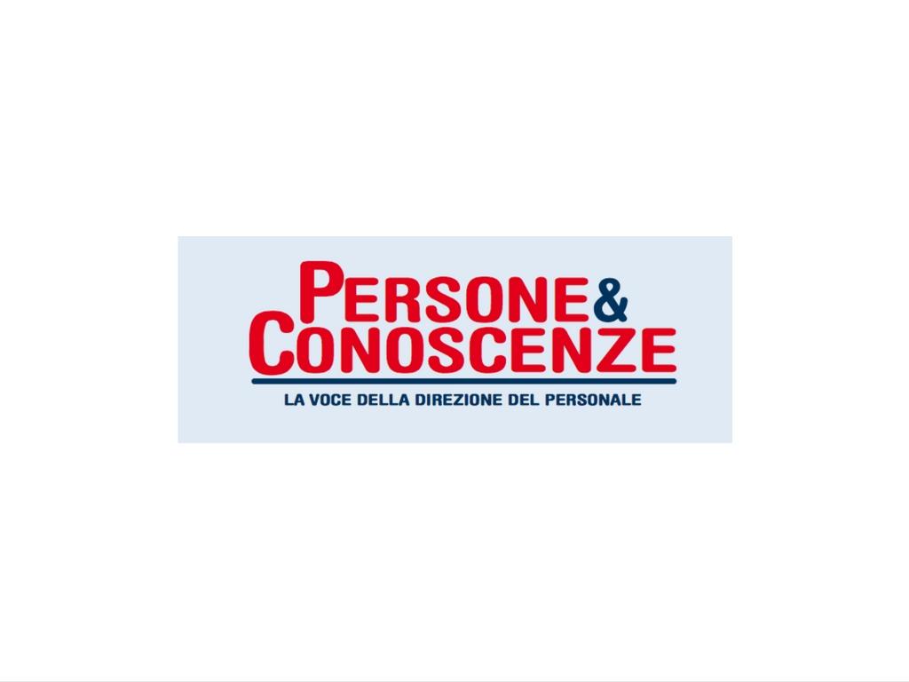 Intervista su Persone&Conoscenze – Generare nuove abitudini in linea con il contesto