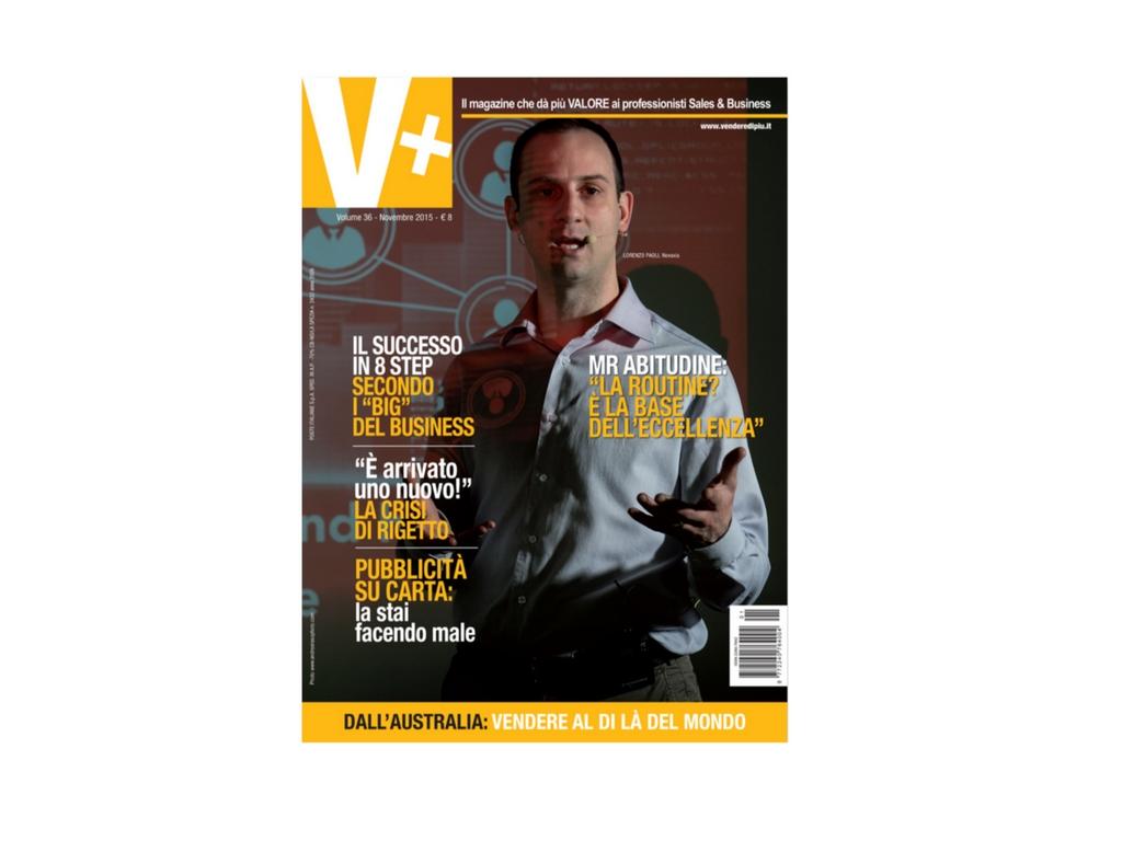 copertina V+ 36