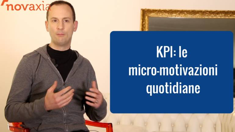 KPI: le micromotivazioni quotidiane
